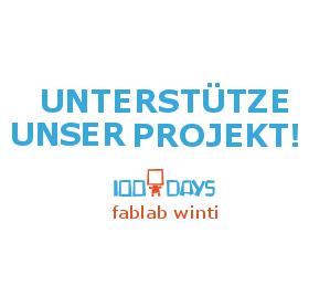 FabLab Winti – Crowdfunding ist gestarted