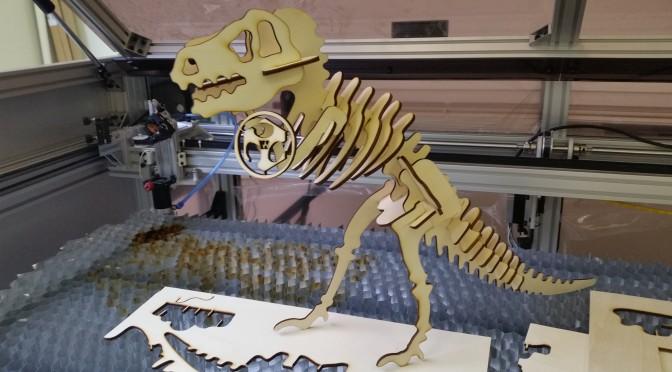 3. Oktober: Lasercutter-Grundkurs