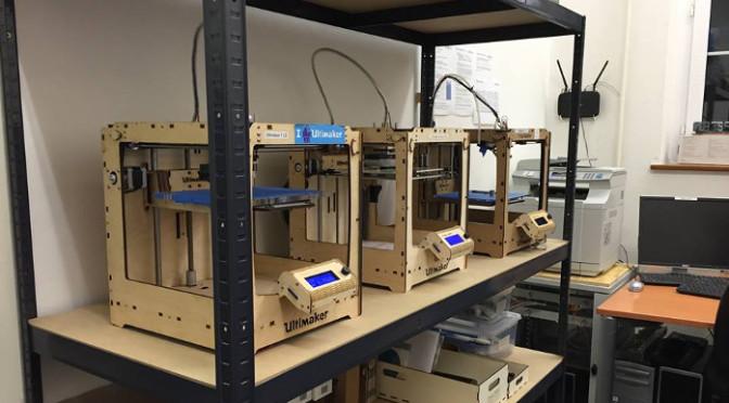 Meetup: Montag, 17. Juli 2017 3D-Druck Materialien im Vergleich