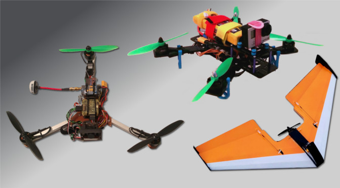 Monatsapéro zum Thema Multicopter & Modellflug am 13.6.16 um 18.00 Uhr