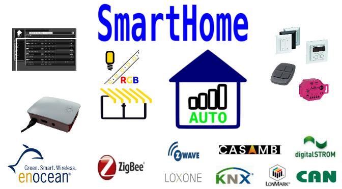 Monatsapéro zum Thema SmartHome am 19.9.16 ab 19 Uhr