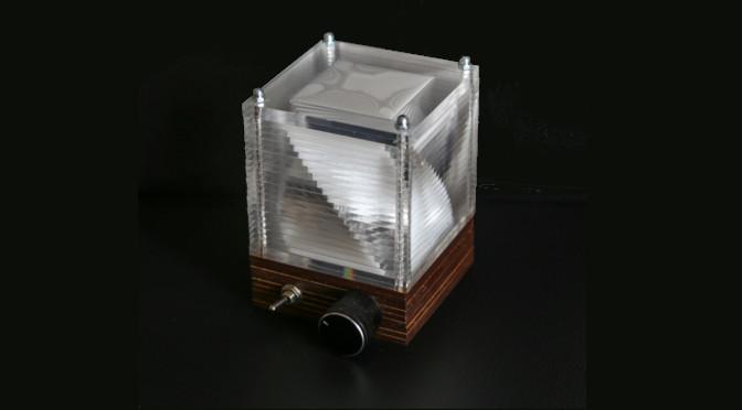 NEU: Zusammenbau einer LED Nachttischlampe am 5.12.16 von 18.00-21.30 Uhr