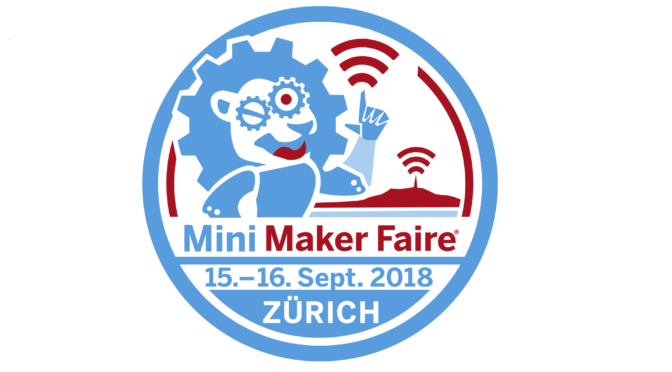 15.-16. September: Mini Maker Faire Zürich