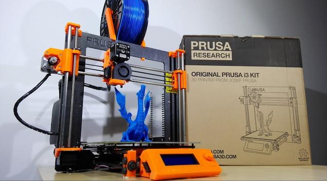 Neuer 3D Drucker-Bau-Workshop