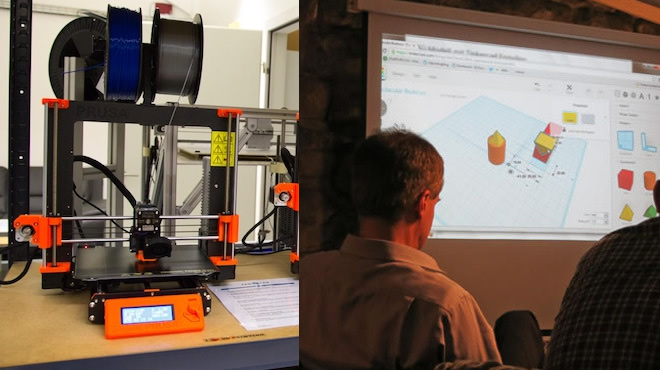 26.8.: 3D-Druck Grundlagen Workshop – nur noch wenige Plätze frei!