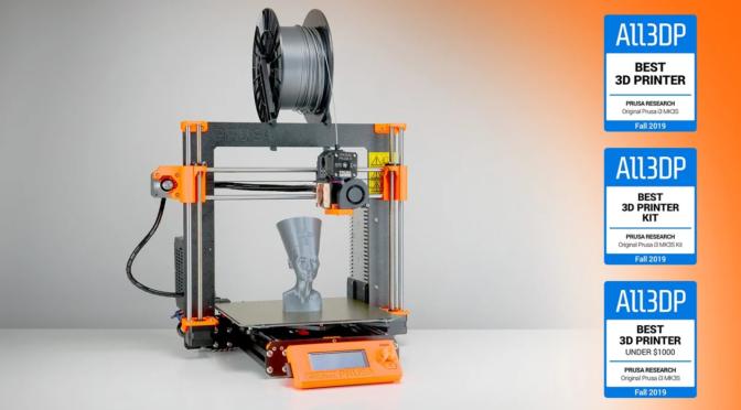 7. Mai: 3D-Drucker Zusammenbau Workshop *ABGESAGT !