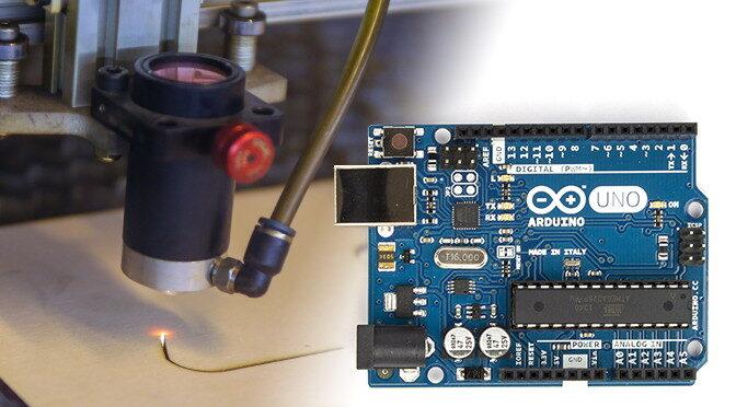 Neue Kurstermine: Lasercutter und Arduino